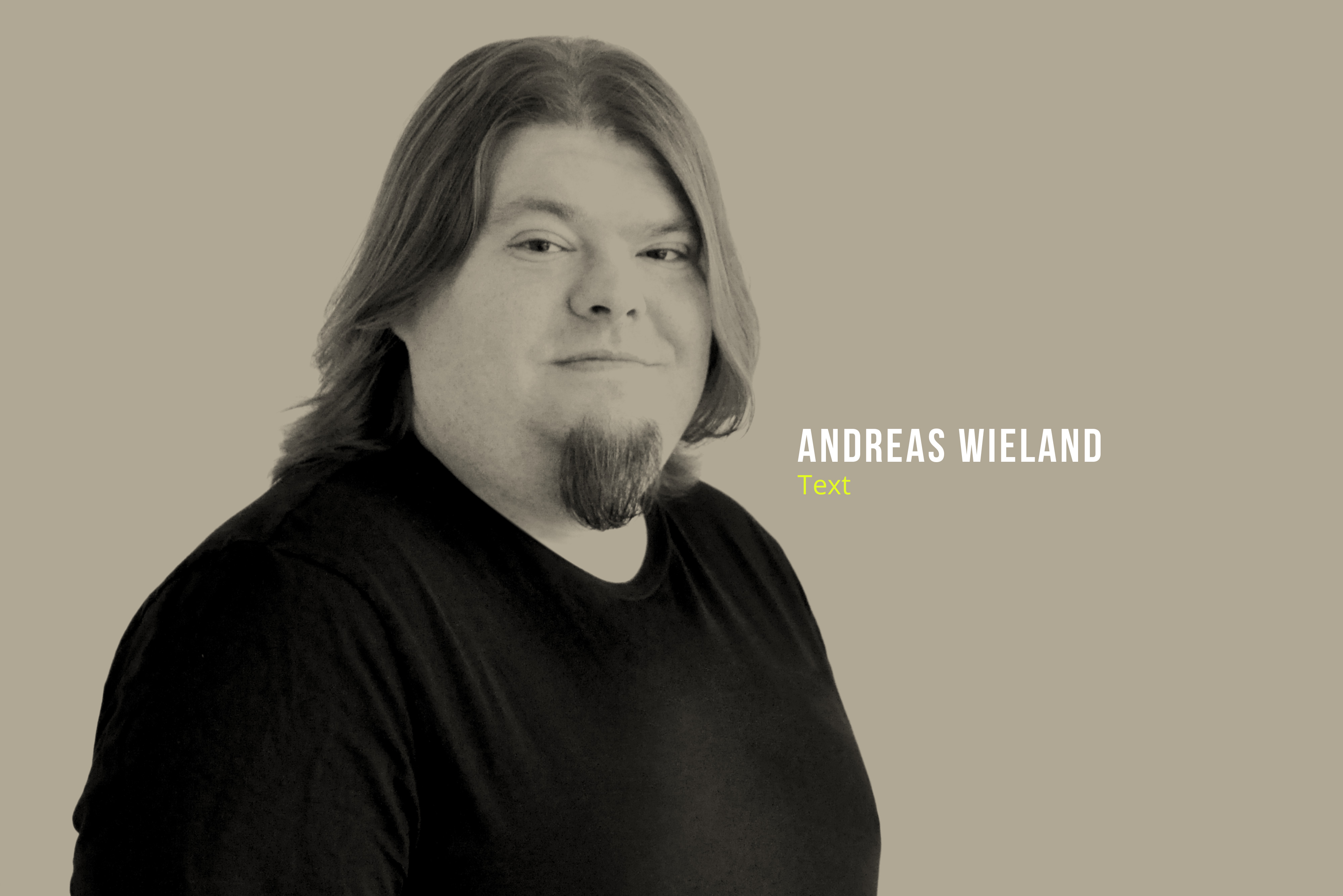 Andreas Wieland Text