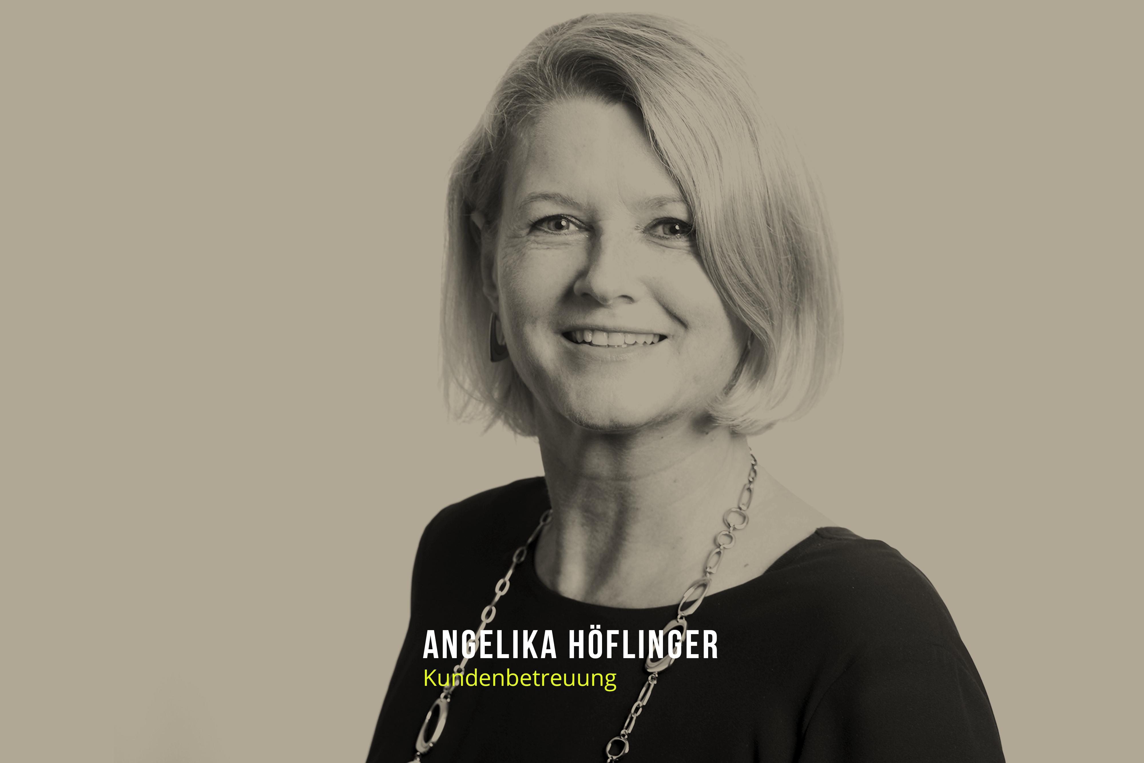 Angelika Höflinger Kundenbetreuung
