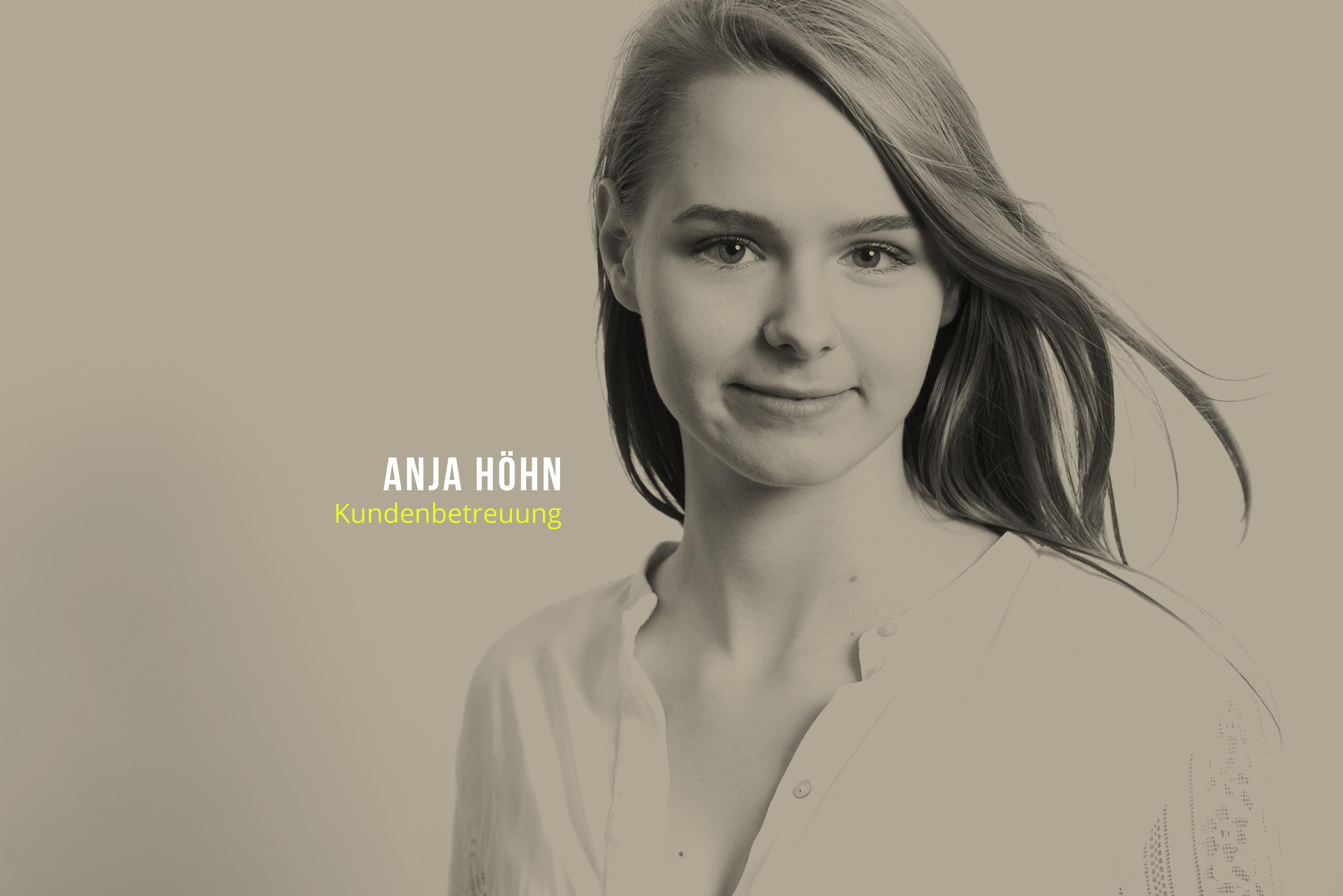 Anja Höhn Kundenbetreuung