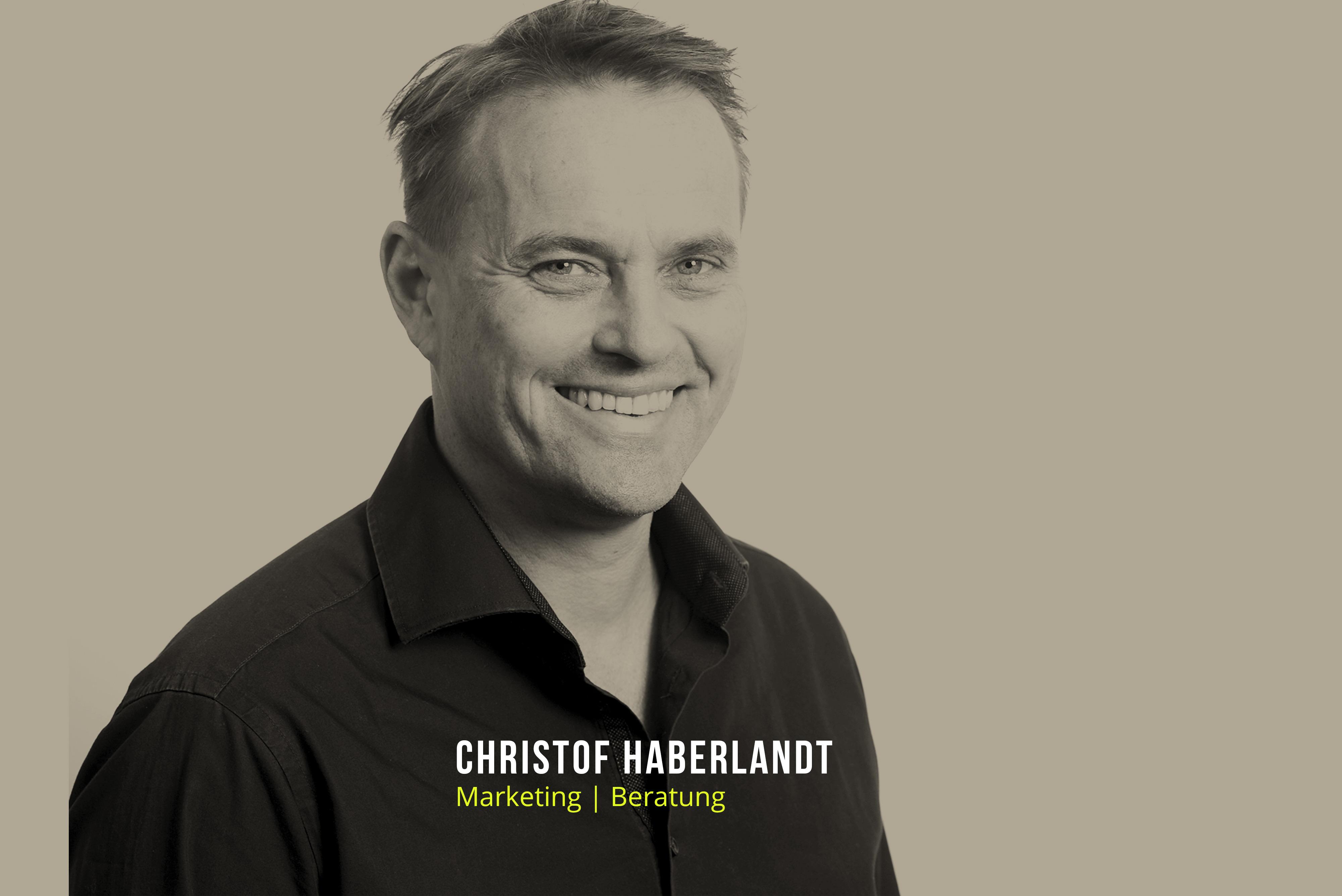 Christof Haberlandt Konzept