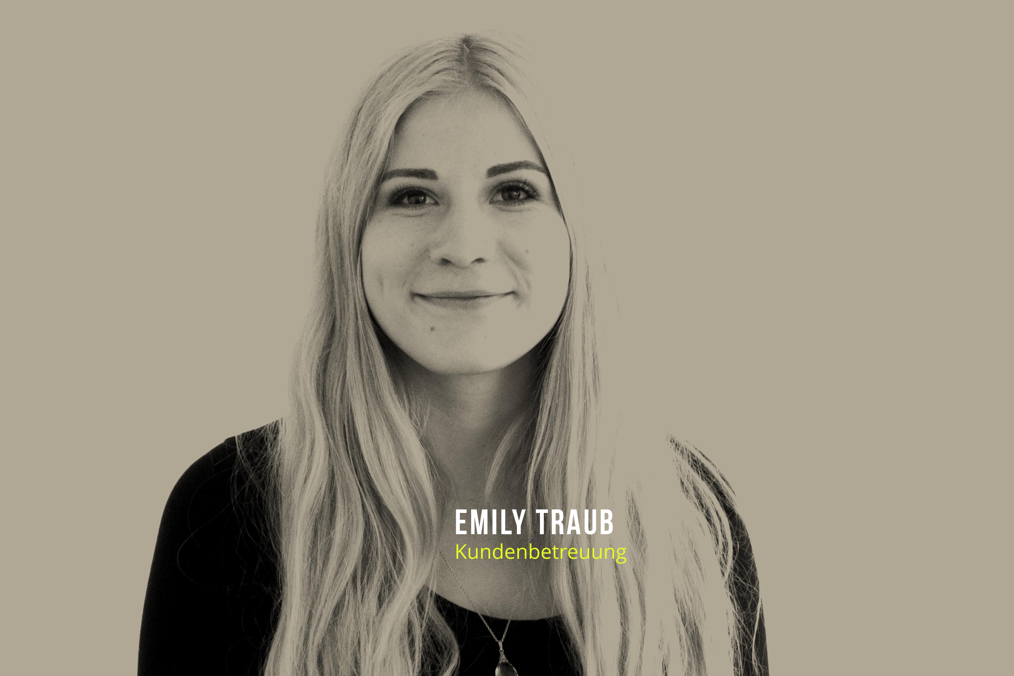 Emily Traub Kundenbetreuung