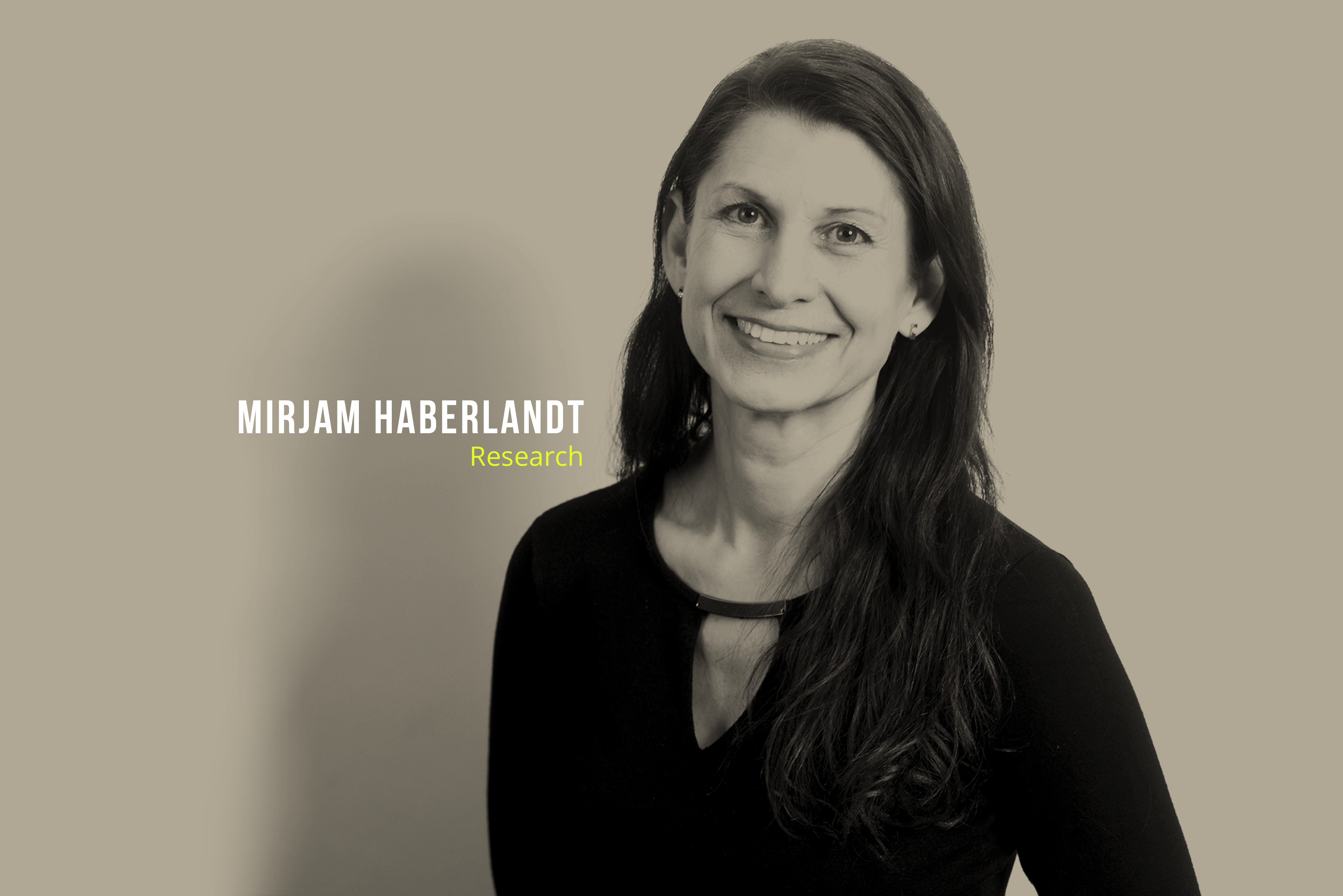 Mirjam Haberlandt Research