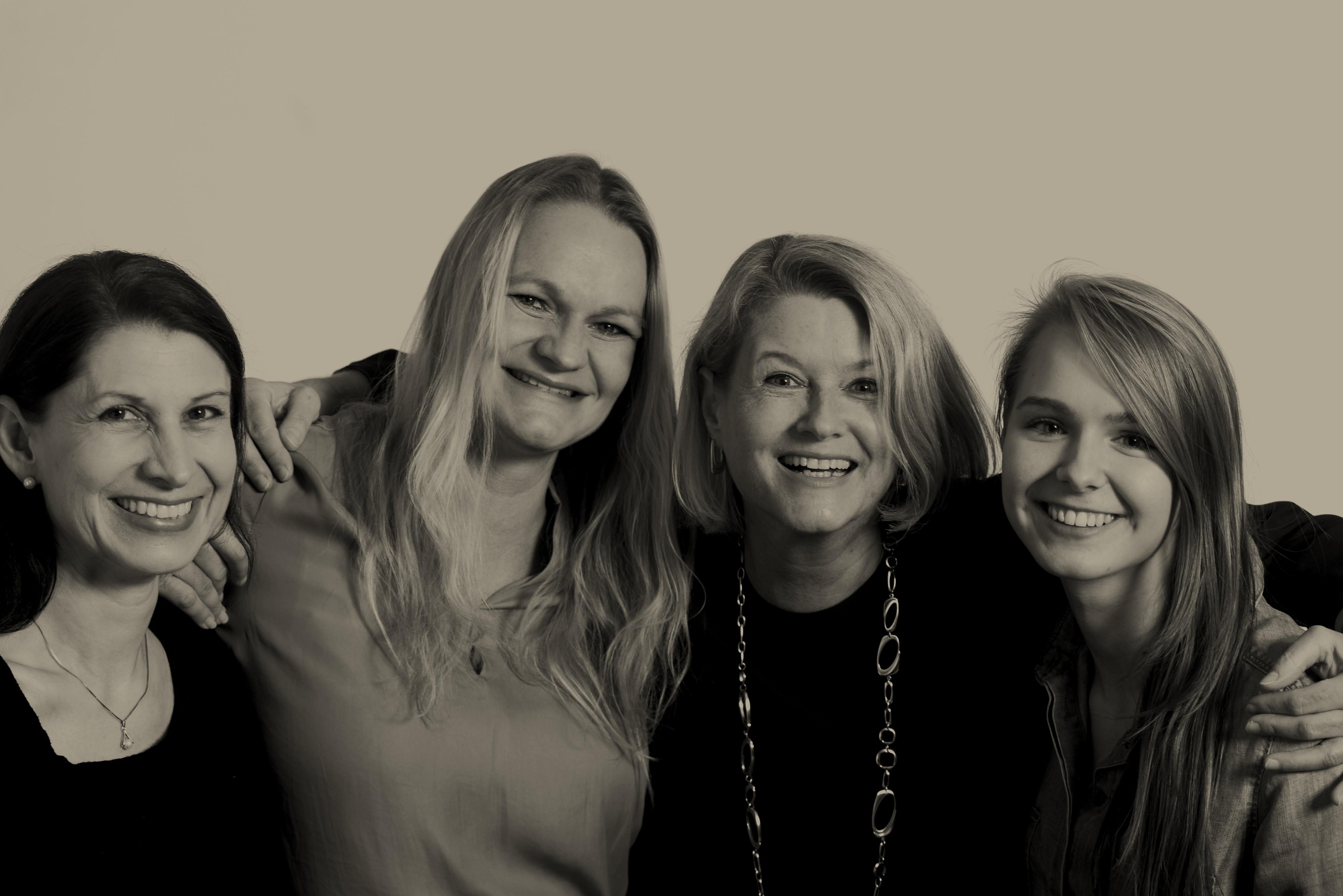 Team, Konzept Team, Werbeagentur, Mirjam Haberlandt, Michaela Özdemir, Angelika Höflinger, Anja Höhn